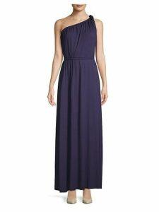 Pascall One-Shoulder Maxi Dress