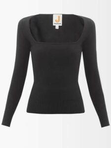 Amanda Wakeley - Gathered Silk Crepe De Chine Maxi Dress - Womens - Khaki