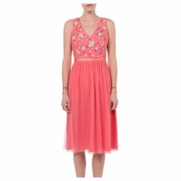 French Connection Palma Sparkle Midi Dress, Cosmo