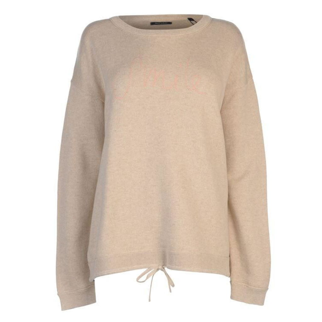 Marc O Polo Smile Sweatshirt Ladies