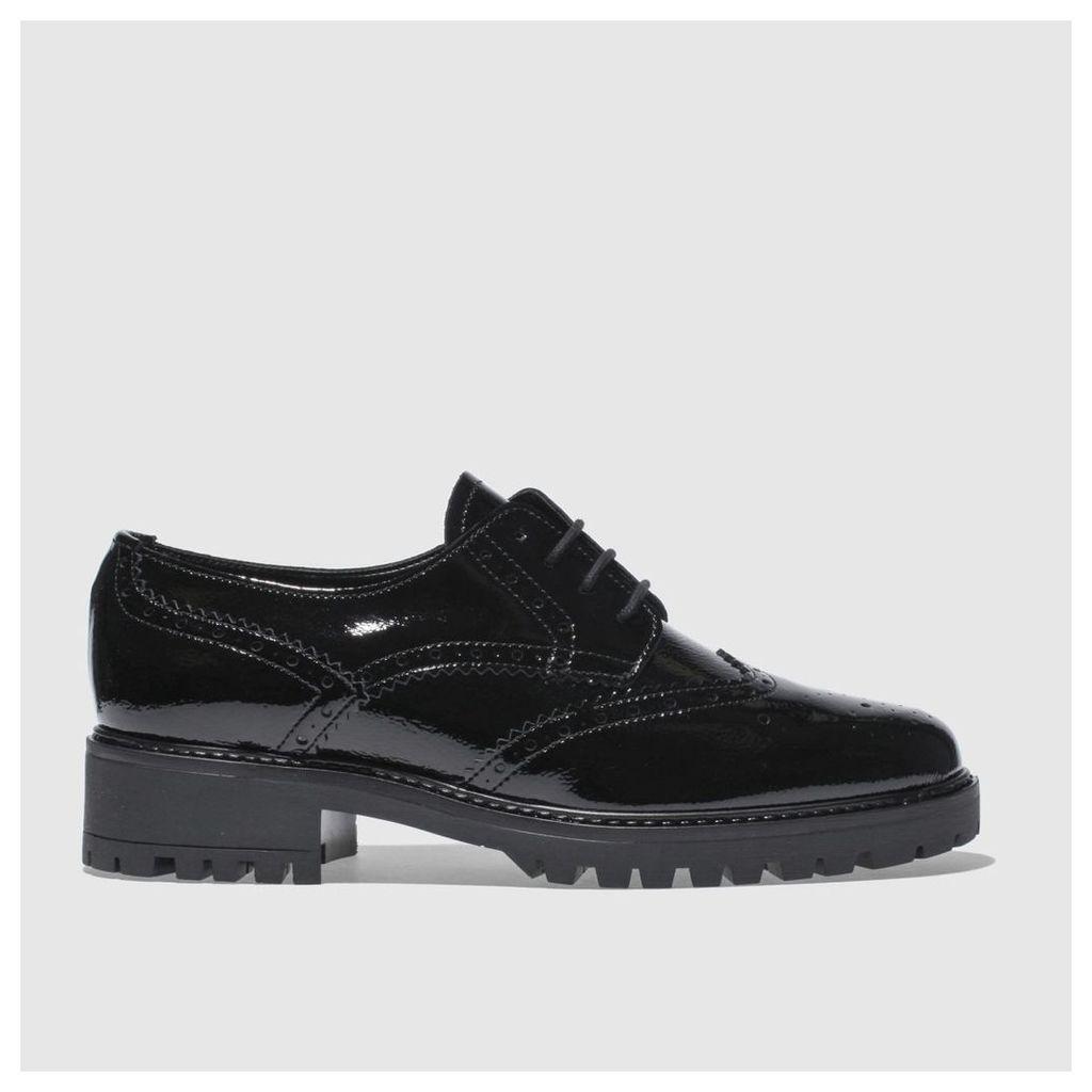 Schuh Black Gala Flat Shoes