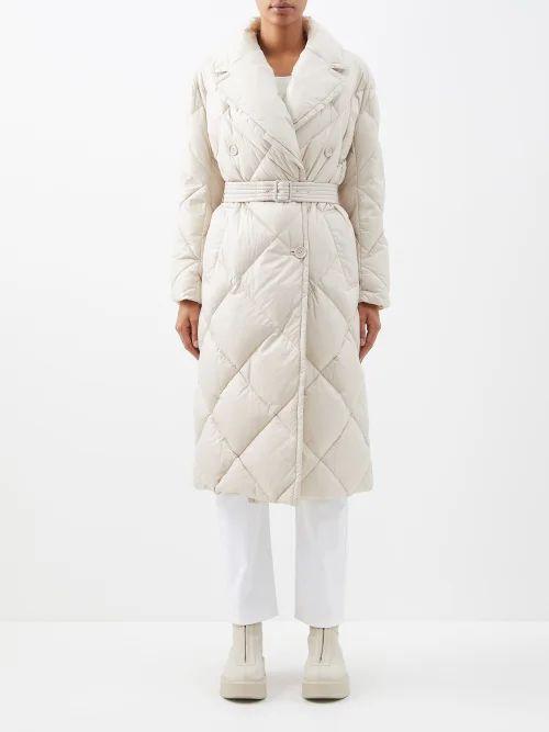 Lisa Marie Fernandez - Puff Sleeve Linen Blouse - Womens - Black