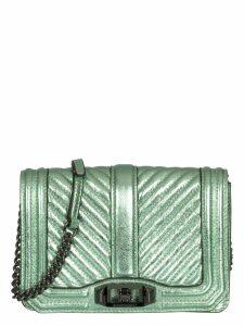 Rebecca Minkoff Love In Leather Shoulder Bag
