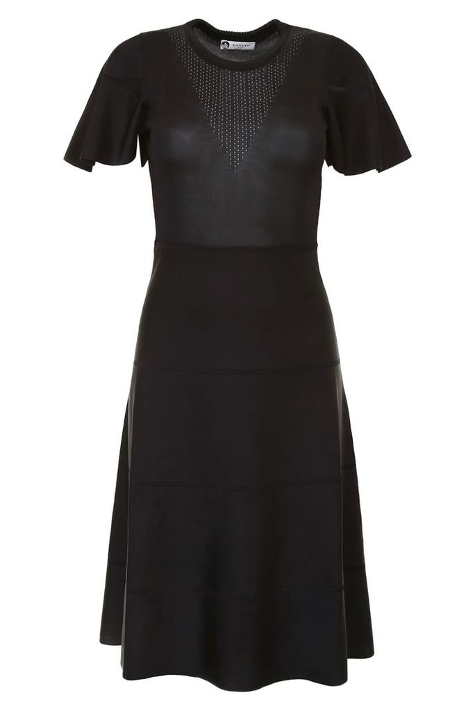 Lanvin Viscose Knit Dress