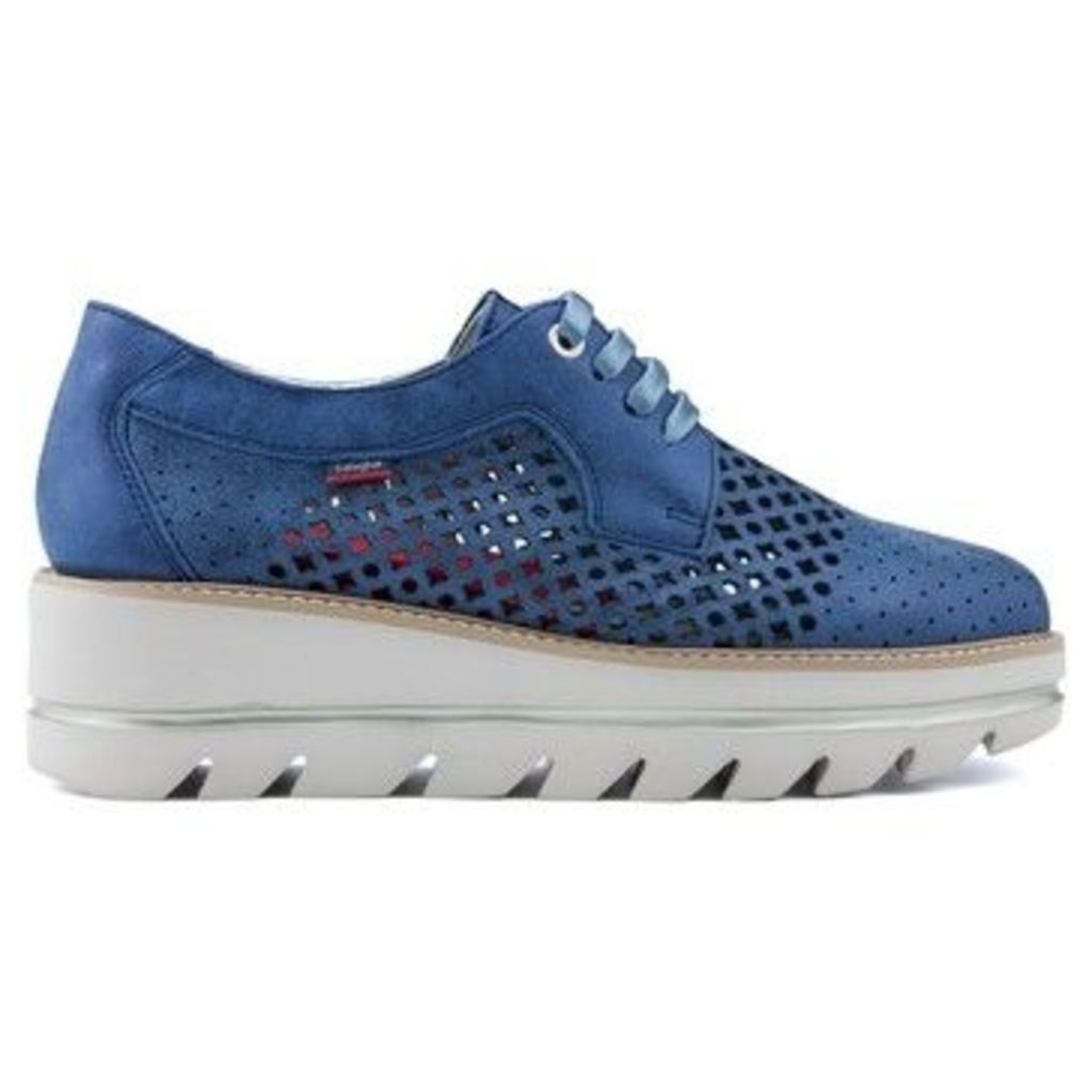 CallagHan  PARTY LINE SHOES 14806  women's Casual Shoes in Blue