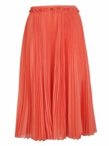 Rochas Pleated Skirt