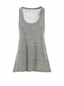 Majestic Filatures Deep Neck Tank Top