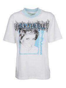 Off-White Tribute Princess Diana T-shirt