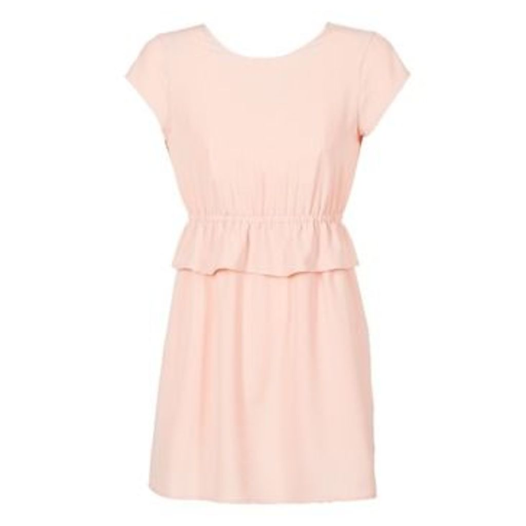 Only  DAPHNE  women's Dress in Pink