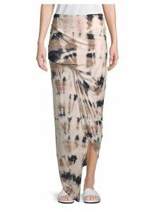Sassy Asymmetrical Skirt