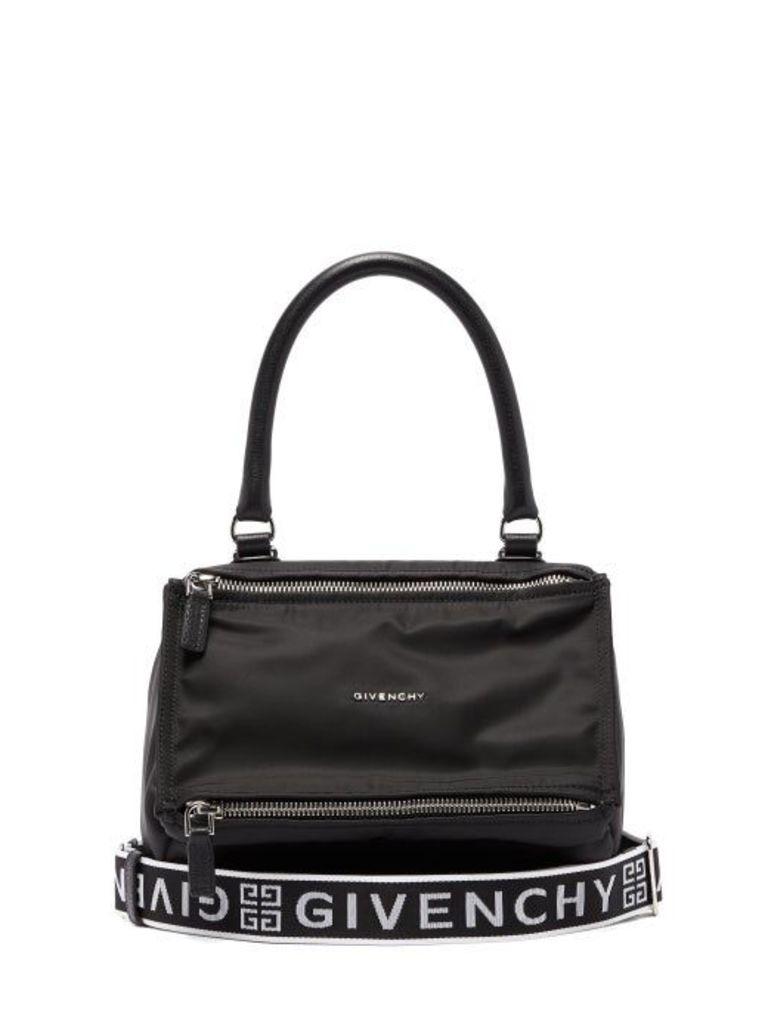 Givenchy - Pandora Nylon Bag - Womens - Black