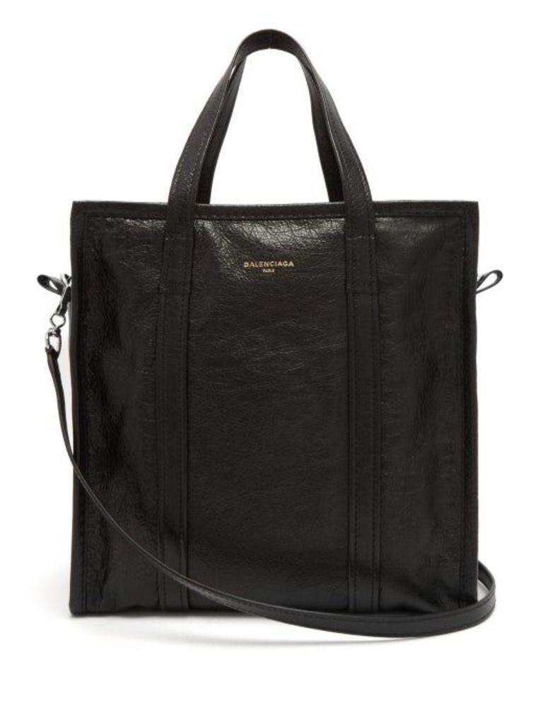 Balenciaga - Bazar Shopper S - Womens - Black