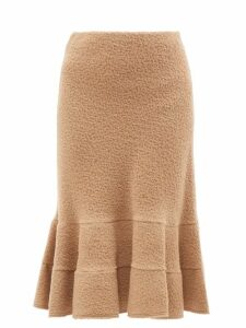 See By Chloé - Embroidered Mini Skirt - Womens - Light Pink
