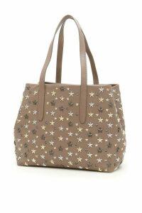 Jimmy Choo Shopping Bag With Stars