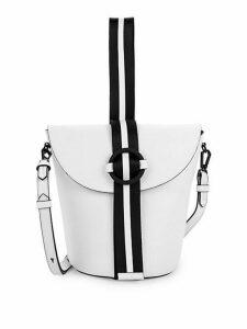Vivian Bucket Crossbody Bag
