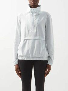 Staud - Coco Raffia Trimmed Linen Blend Top - Womens - Yellow