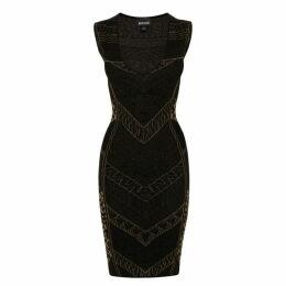 Just Cavalli Sleeveless Knit Dress