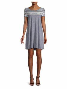 Scoopneck T-Shirt Dress