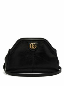 Gucci - Re(belle) Small Leather Cross Body Bag - Womens - Black