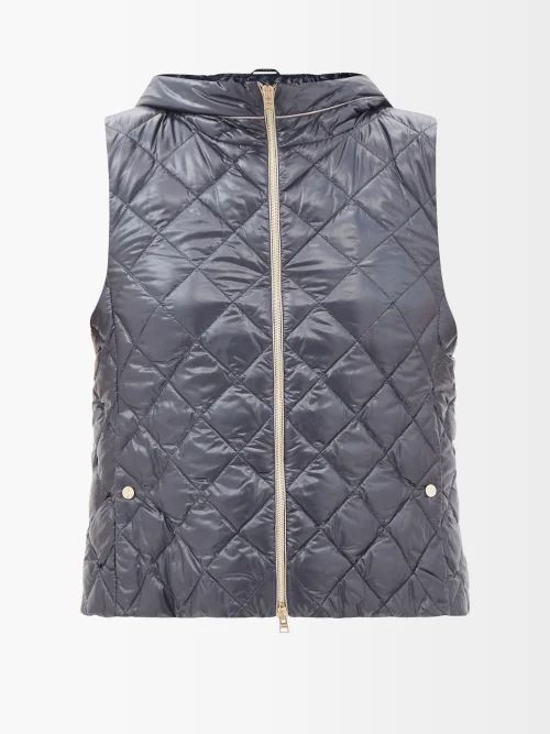 The Row - Paret Double Faced Wool And Cashmere Blend Coat - Womens - Camel