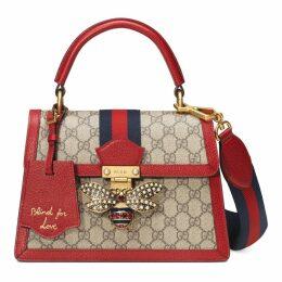 Queen Margaret GG small top handle bag