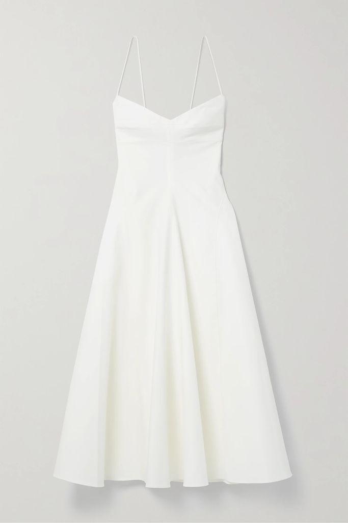 MM6 Maison Margiela - Oversized Denim Jacket - Mid denim
