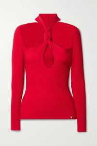 Bottega Veneta - Wool Top - Chartreuse
