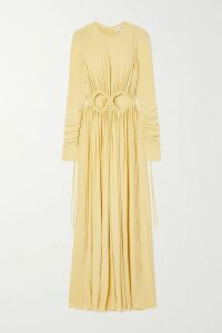 The Row - Teymon Cotton-blend Coat - Black