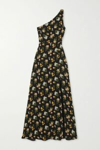 Stella McCartney - Belted Stretch-ponte Blazer - Black