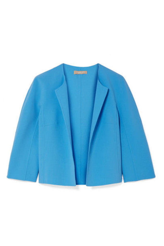 Michael Kors Collection - Stretch-wool Crepe Jacket - Light blue