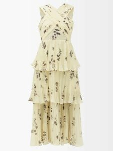 Christian Louboutin - Cabata Spike Embellished Leather Tote - Womens - Navy