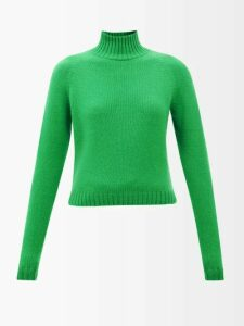 Gucci - Gardenia Wool Coat - Womens - White
