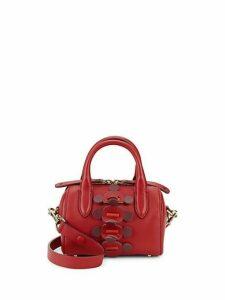 Vere Embellished Mini Crossbody Bag
