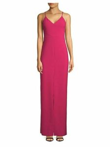 Brooklyn Front Slit Gown