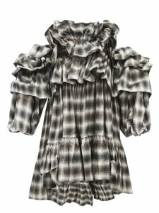 Elizabeth And James - Lenox Sleeveless Linen Blend Dress - Womens - Indigo
