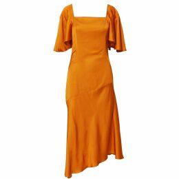 Sarvin - Morena Long Sleeve Backless Lace Dress