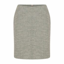 FG Atelier - Black Long-Sleeve Crepe Dress