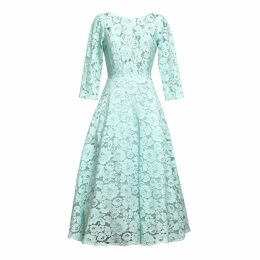 MATSOUR'I - Lace Dress Vicktoria Mint