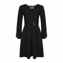 Menashion - Bee Dress No. 706 Black