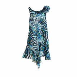MATSOUR'I - Dress Alina Blue