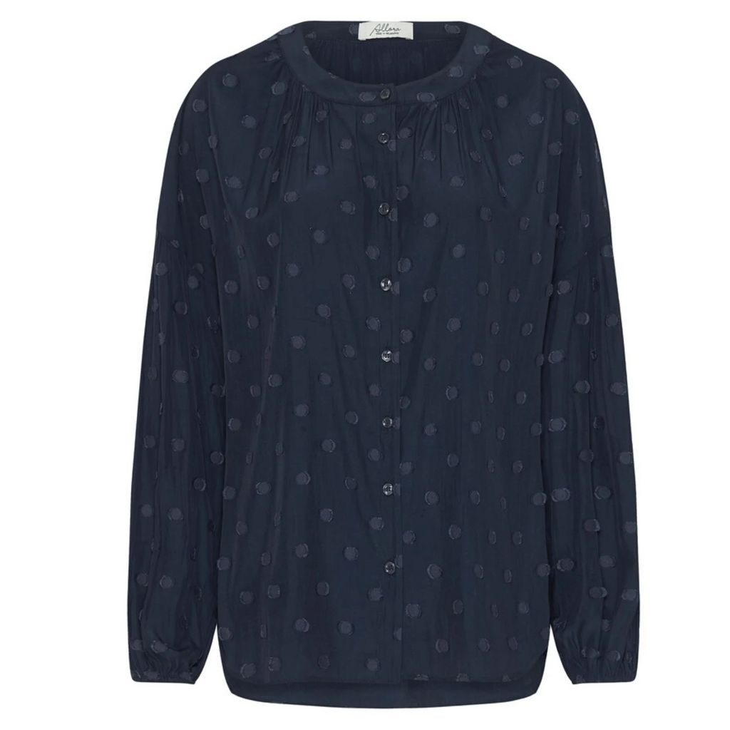 Nissa - Trench Coat With Sleeves Detail