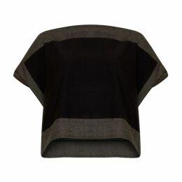 Bo Carter - Luna Top Black & Grey