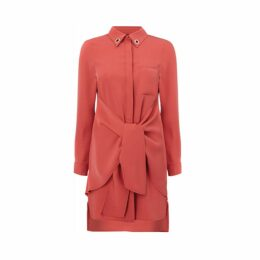 WtR - Cyril Black Embellished Silk Balloon Sleeve Blouse