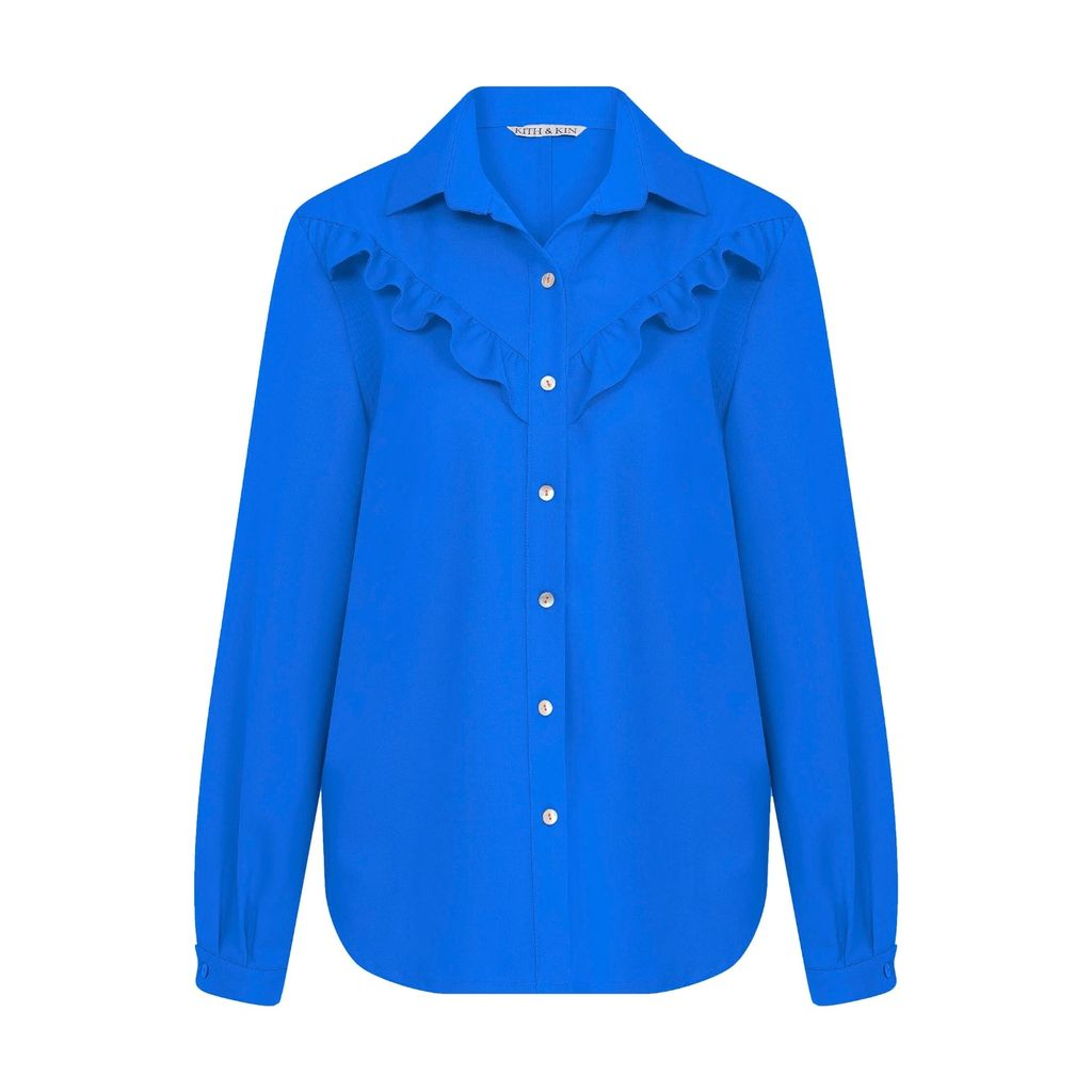 Lindsay Nicholas New York - Pencil Skirt Pewter
