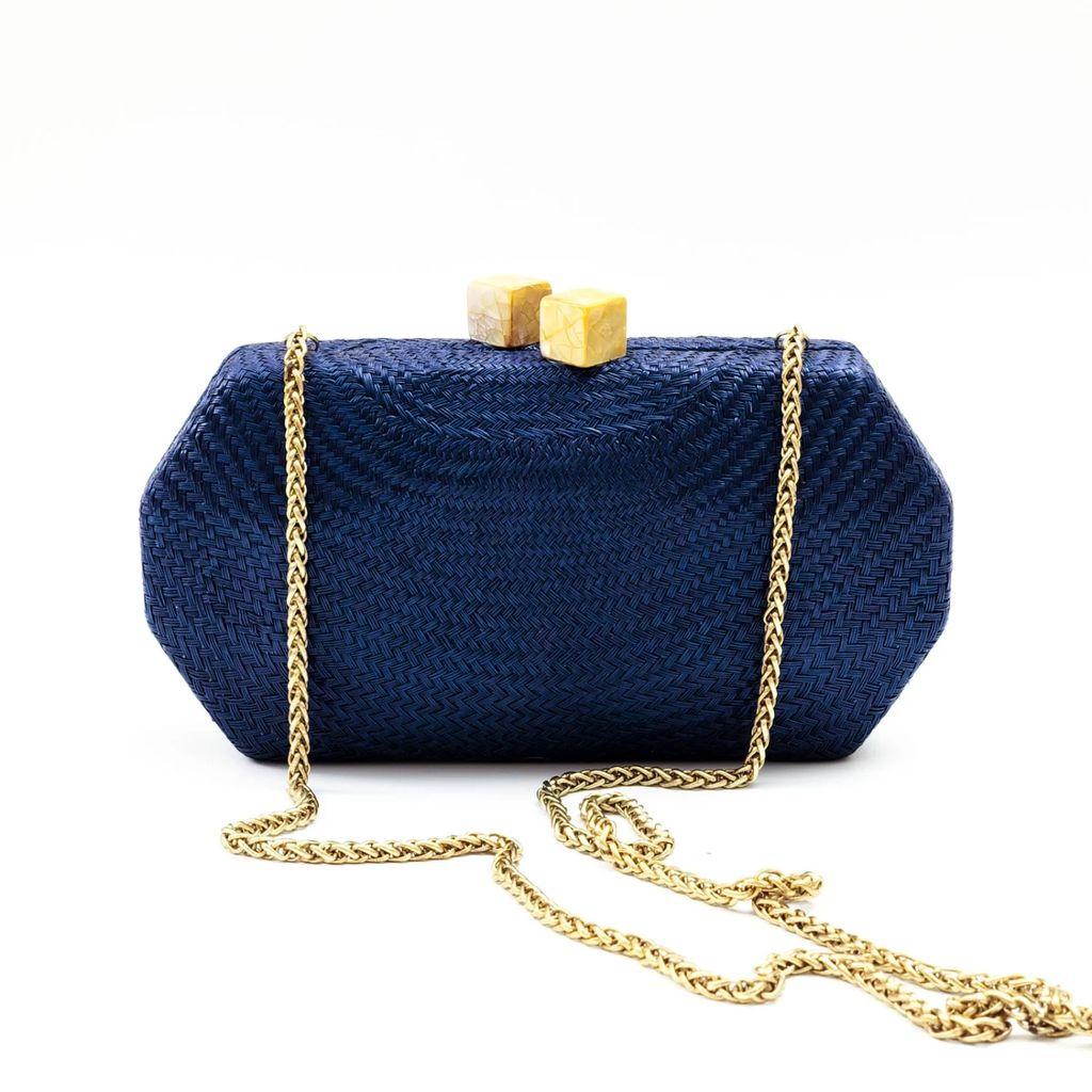 Menashion - Wrap Skirt No. 904 blue