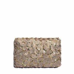 Simitri - Gray Kitsch Clutch