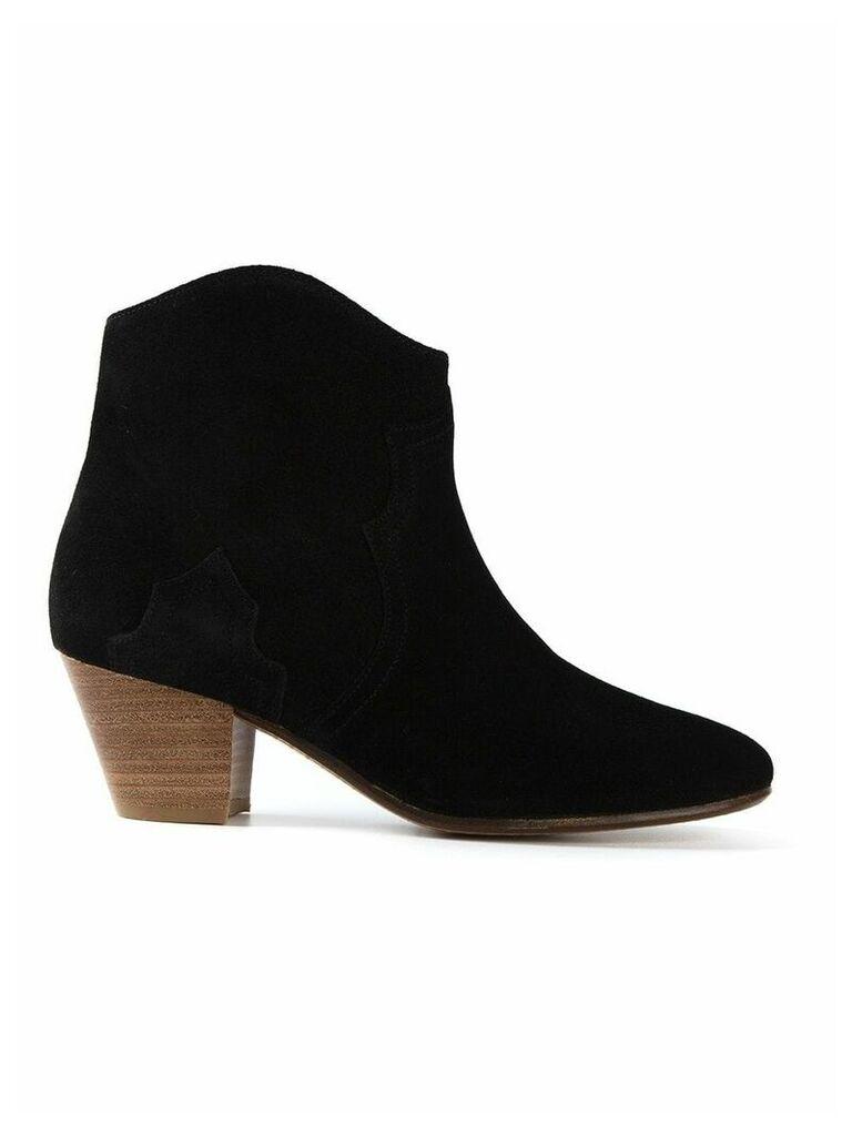 Isabel Marant Étoile 'Dicker' boots - Black