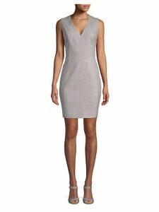 Lakira Sleeveless Sheath Dress
