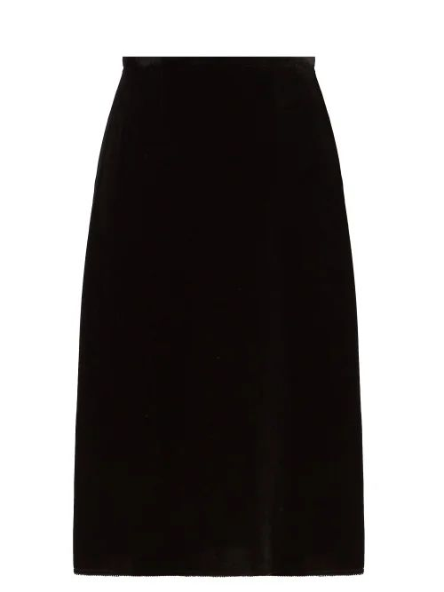 Christian Louboutin - Cabata Grained Leather Tote Bag - Womens - Nude