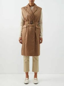 Charles Jeffrey Loverboy - Checked Velvet Dress - Womens - Blue Multi